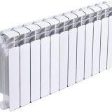 Биметаллический радиатор Rifar Base 350 x1