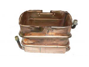 Теплообменник Нева 4510м (4710-07.000 в компл. с трубами)