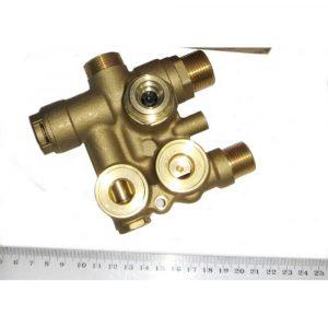 Клапан 3-ходовой в сборе на Baxi LUNA-3 COMFORT 240 Fi