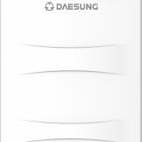 Газовый настенный котел Daesung CLASS E 12