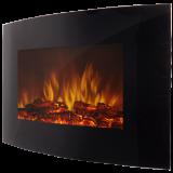 Электрический камин Electrolux EFP/W 1200URLS черный