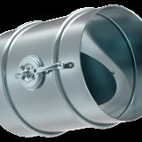 Воздушный клапан Shuft DCr 160