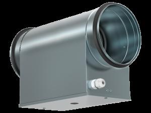 Электрический нагреватель для круглого канала EHC 200-2,4/1