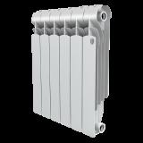 Радиатор алюминиевый Royal Thermo Indigo 500 – 4 секц.