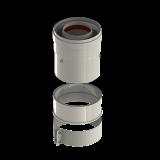 Адаптер вертикальный диам.60/100L (Bx) ROYAL THERMO RTF13.008
