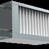 Водяной охладитель для прямоугольных каналов WHR-W 600*350-3