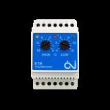 Терморегулятор для обогрева водостоков ETR/F-1447A