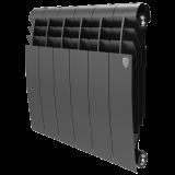Радиатор Royal Thermo BiLiner 350 /Noir Sable – 12 секц.