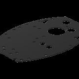 Основание для установки завесы Ballu BHC-DB2