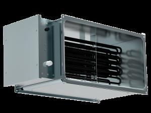 Нагреватель электрический для прямоугольных каналов EHR 400*200-9