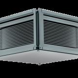 Рекуператор пластинчатый Shuft RHPr 1000×500