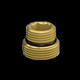 """Адаптер для узлов нижнего подключения Royal Thermo 3/4"""" НР – 1/2"""" НР"""