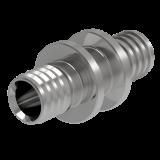 Соединение труба-труба 32×32