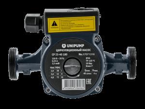 Насос циркуляционный UNIPUMP (отопл.) CP 25-80 180