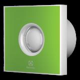Вентилятор вытяжной Electrolux серии Rainbow EAFR-100T green с таймером