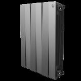 Радиатор Royal Thermo PianoForte 500 Silver Satin – 6 секц.