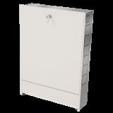 Шкаф коллекторный встроенный 670х125х494