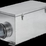 Установка приточная SHUFT SWIFT 500 EC-A