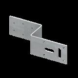 Монтажная пластина TECE 153/78 мм для настенного уголка