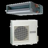 Сплит-система Hitachi RAC-25NPA/RAD-25RPA (без пульта)